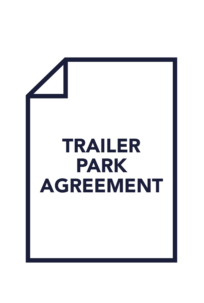 Trailer Park Agreement