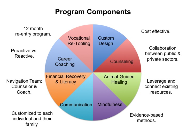 SeaChange Resources: vet program components