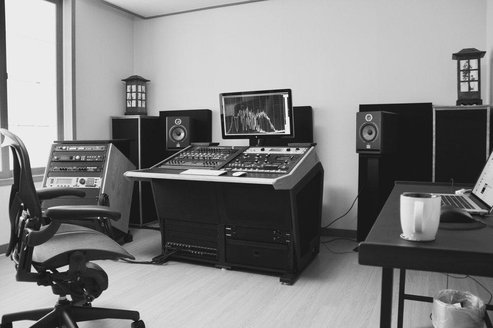 Hi-Fi Yeah! Studio