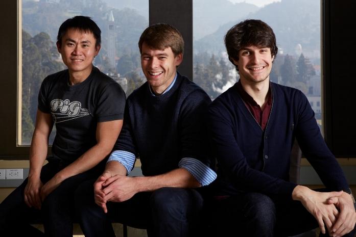 Ava cofounders (left to right)Skinner Cheng,Pieter Doevendans,Thibault Duchemin