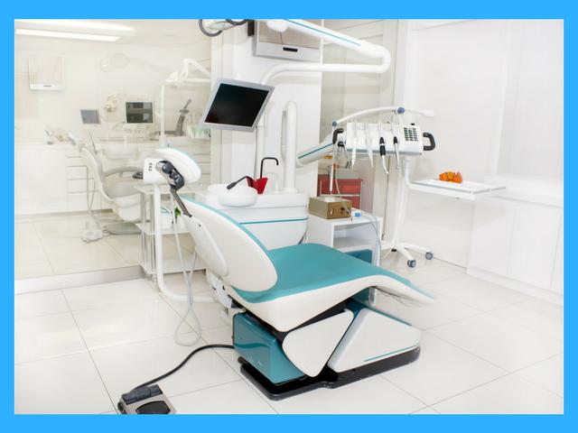 Marketing for dentists image of dental office