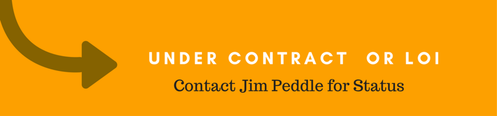 under contract or loi banner