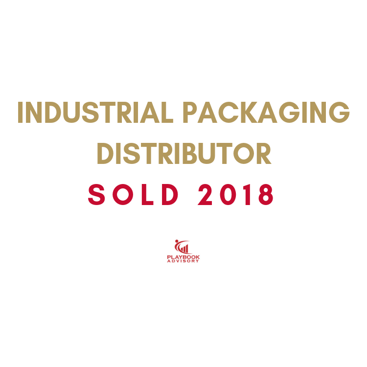 Playbook Advisory Brokers Sale of a Industrial Packaging Company