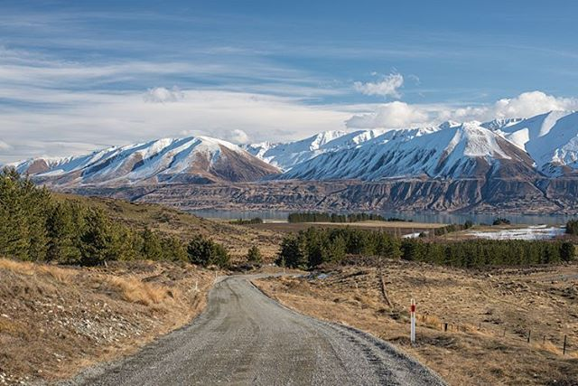 Braemar Road,  Kiwi Beauty at its best by our photographer Neil Protheroe @imagesabound