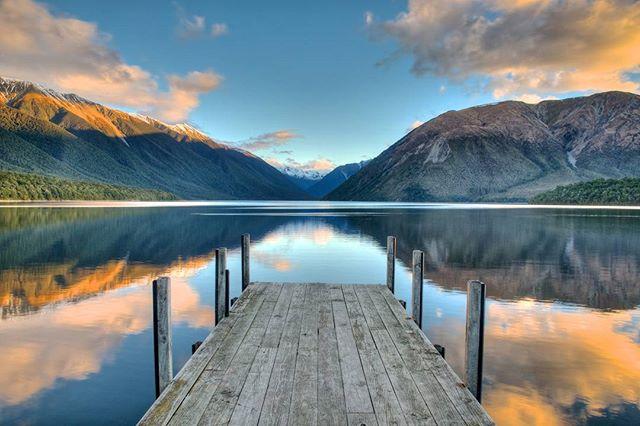 Lake Rotoiti @imagesabound by Neil Protheroe #nzkiwiadventures