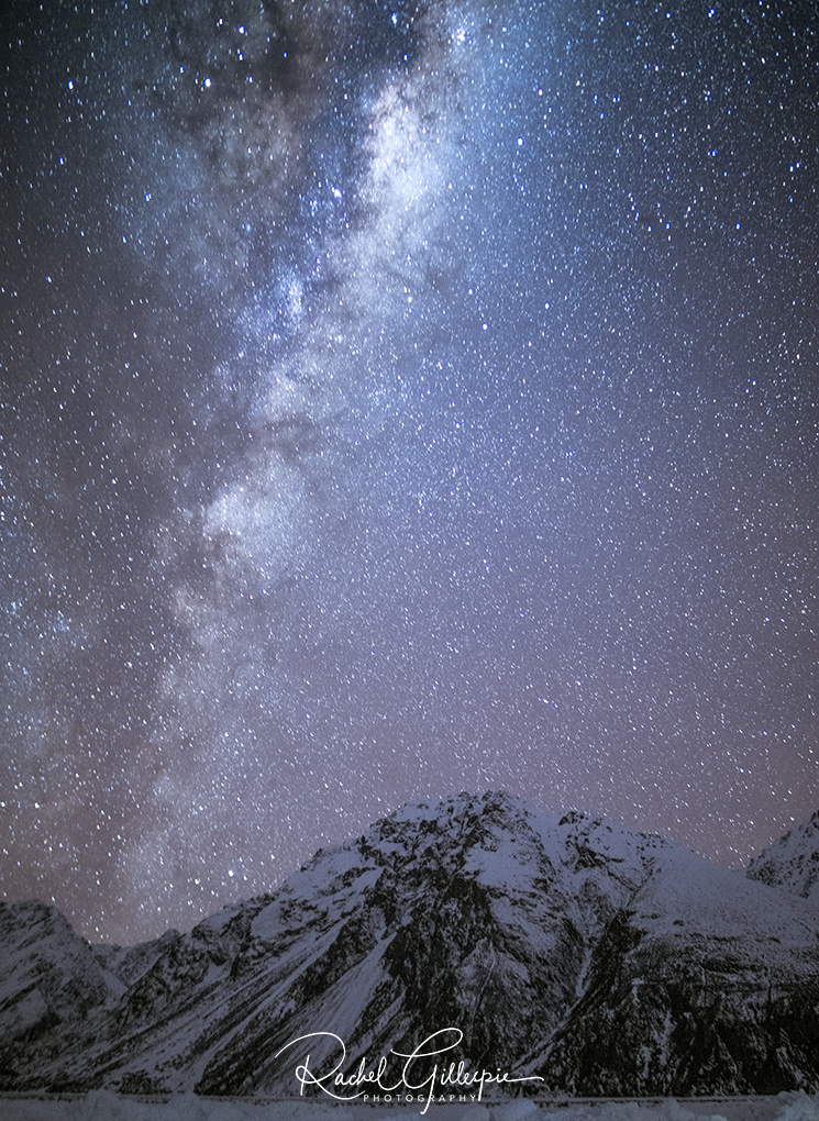 Galaxy of Stars & Ice, Aoraki Mt Cook - Image #1