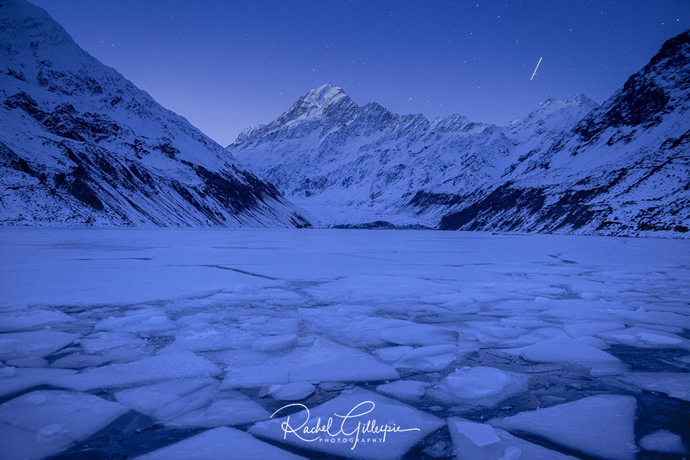 Mount Cook Shooting Star, New Zealand - Image #10