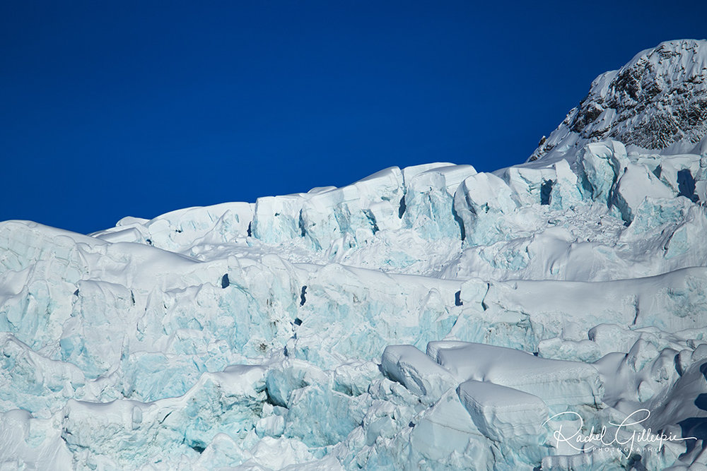 Mt Aspiring Iceblocks, New Zealand - Image #15