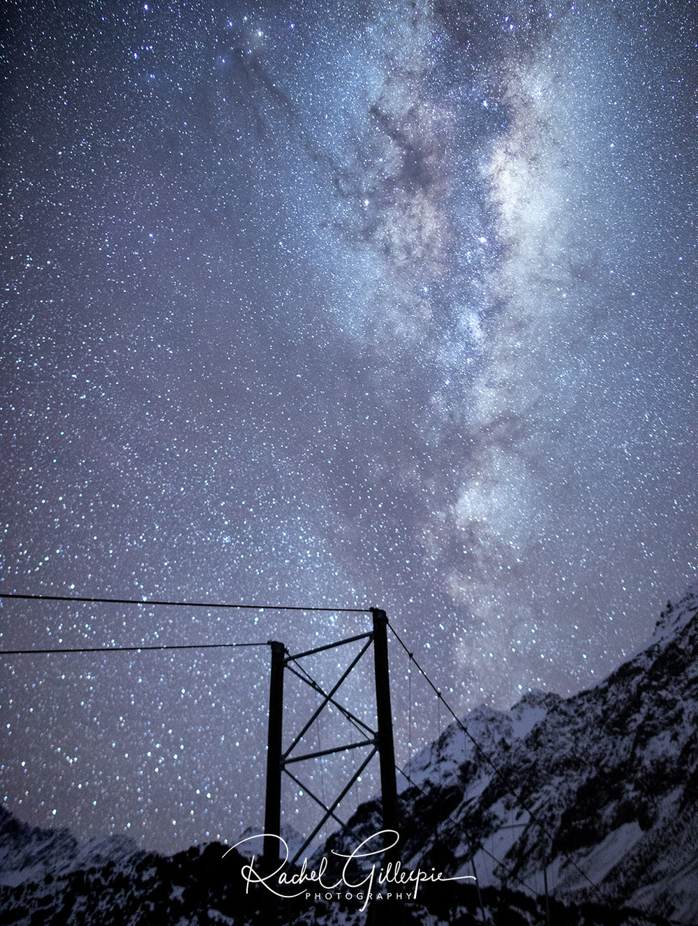 Bridge of Dreams & Stars - Mt Cook - Image #5