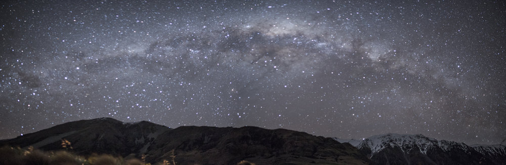Nightsky Lake Ohau
