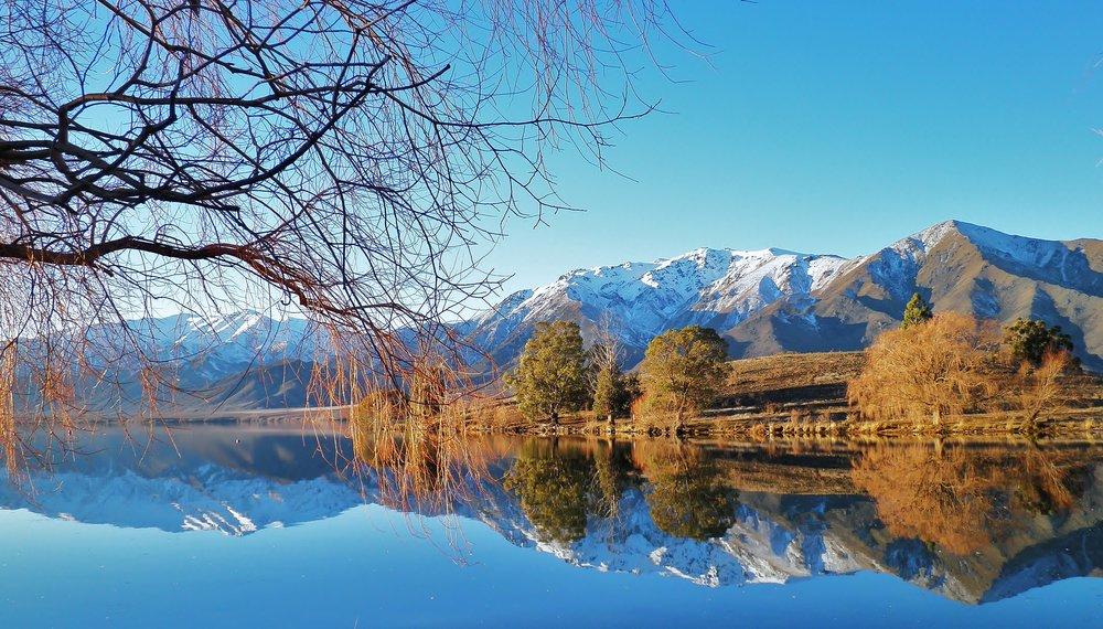 Lake Benmore