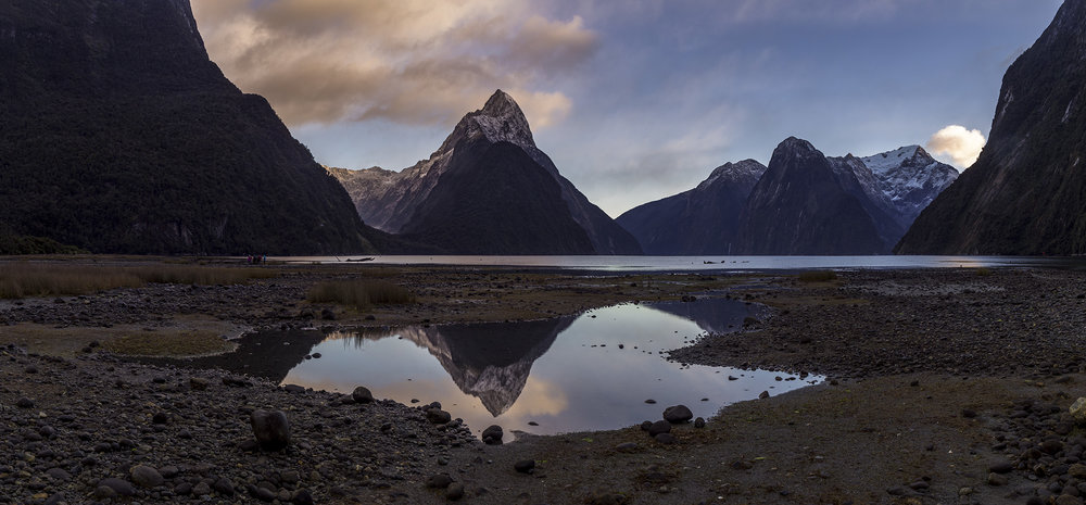 Milford Sound Ladies 2018