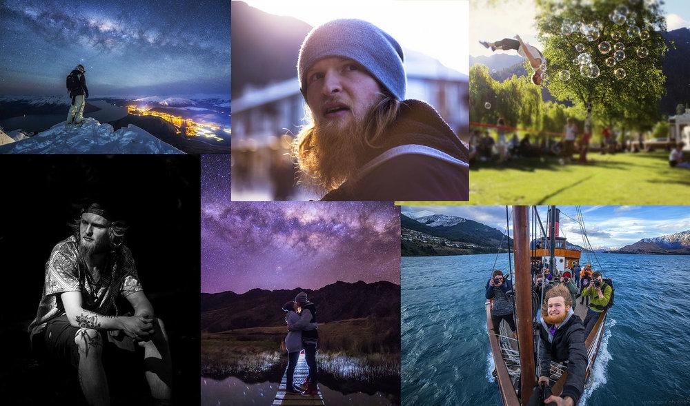 Jordan McInally Fulltime Photographer Undersoul Photography