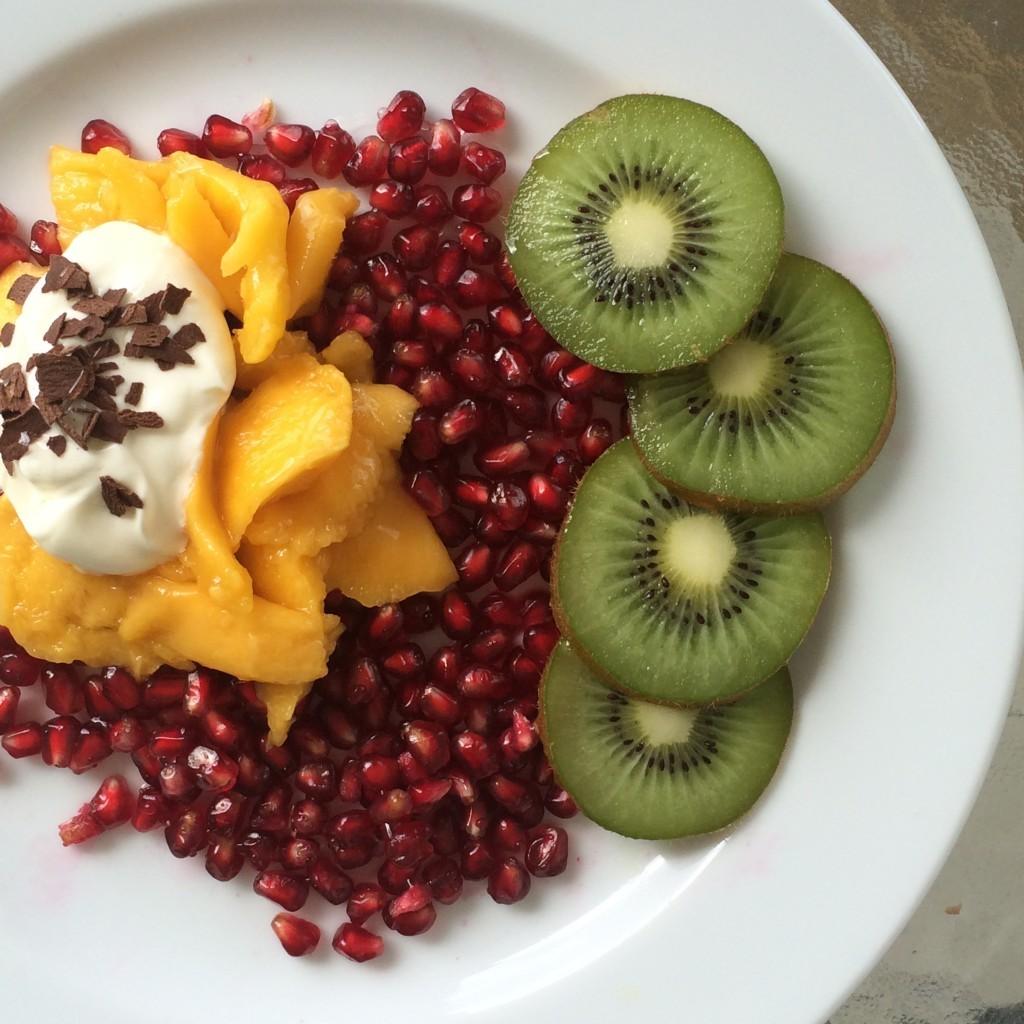 pomegr salad