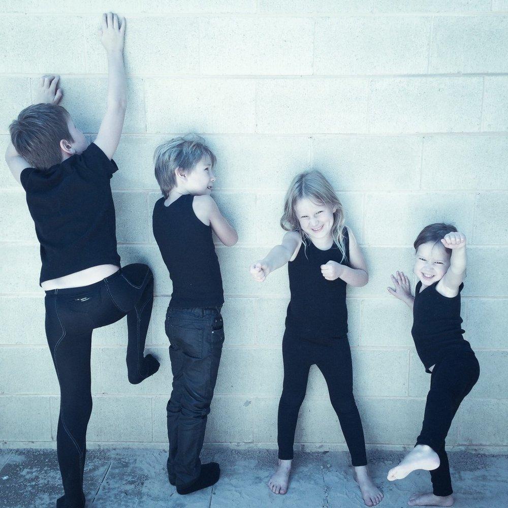 Kids fitness Dani Stevens