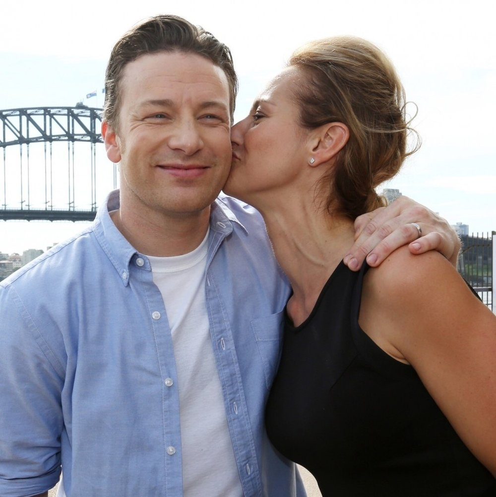 Jamie Oliver 40th Birthday interview with Dani Stevens