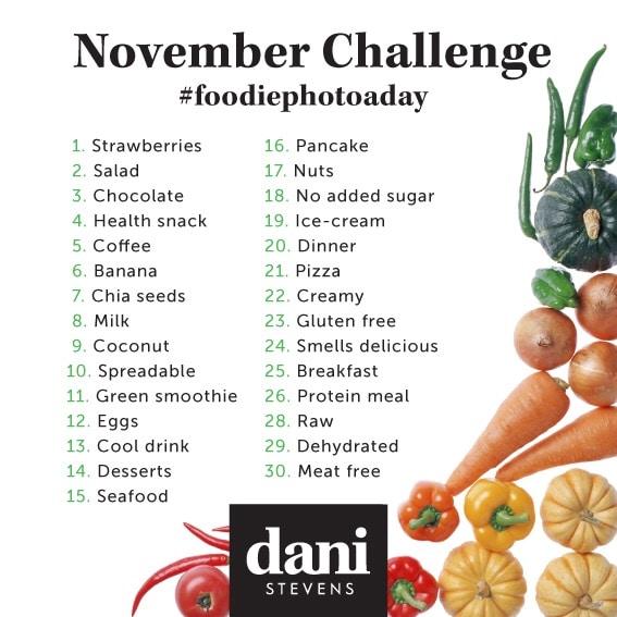 Foodiephotoaday Dani Stevens