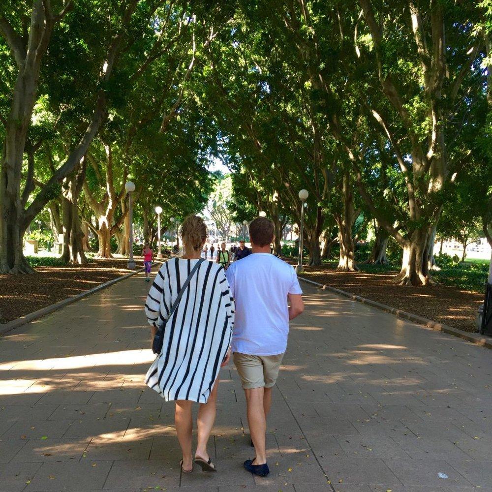 Hyde Park Sydney Dani Stevens