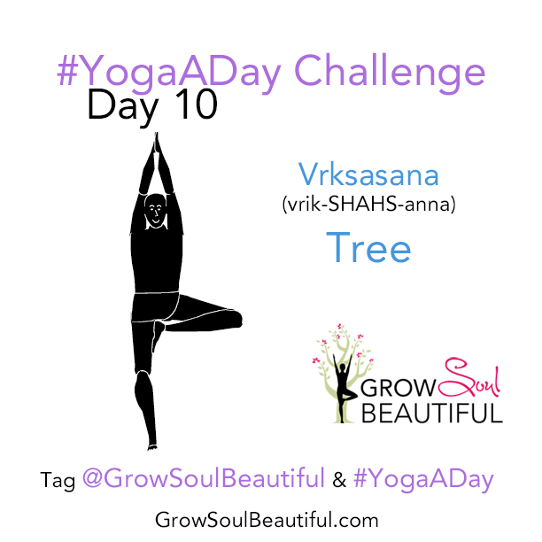 June Yoga Day 10