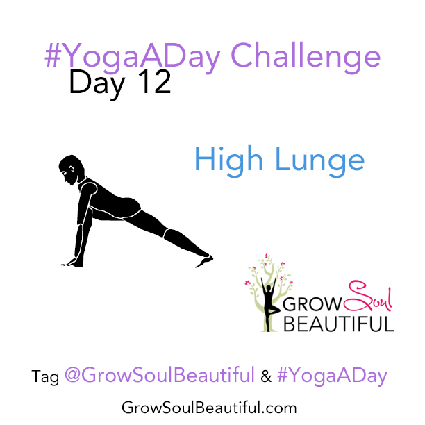 June Yoga Day 12