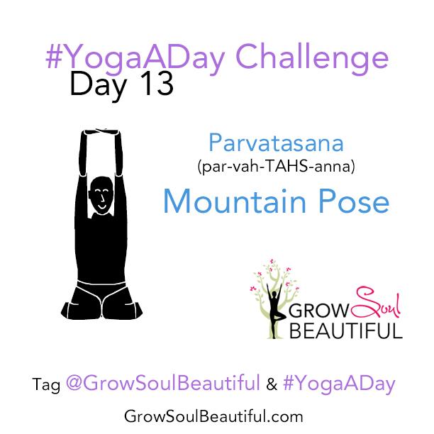 June Yoga Day 13