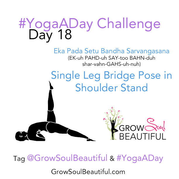 June Yoga Day 18