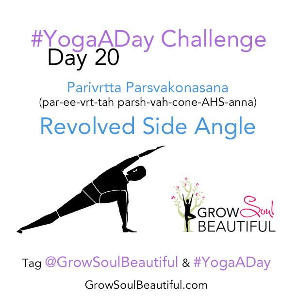 June Yoga Day 20