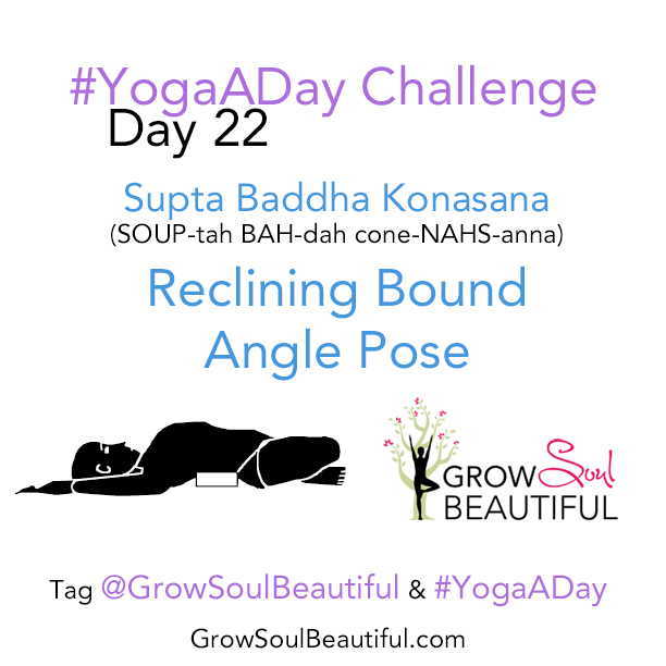 June Yoga Day 22
