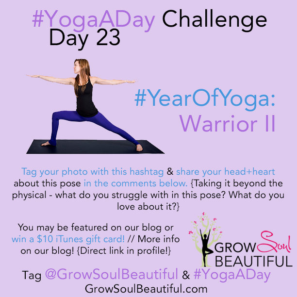 June Yoga Day 23