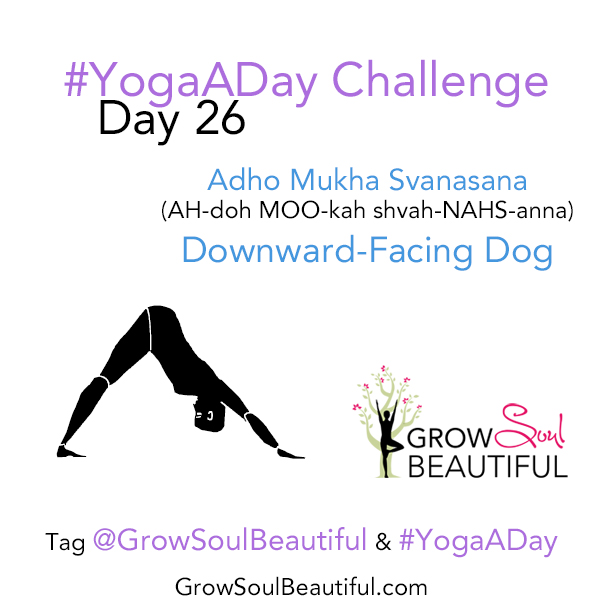 June Yoga Day 26