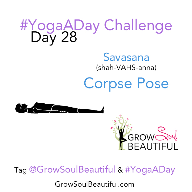 June Yoga Day 28