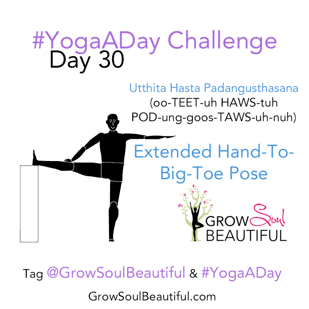 June Yoga Day 30