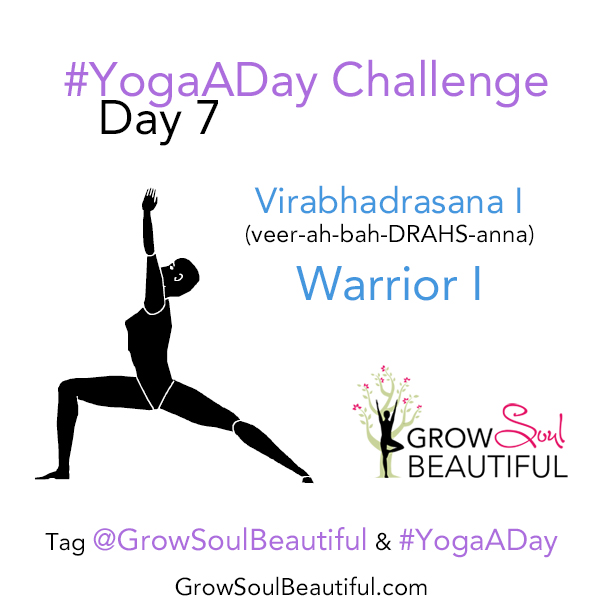 June Yoga Day 7