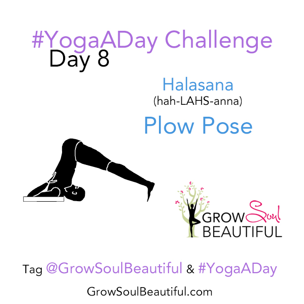 June Yoga Day 8