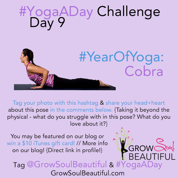 June Yoga Day 9