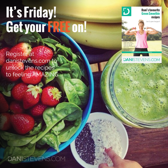 Green Smoothies FREE ebook by Dani Stevens