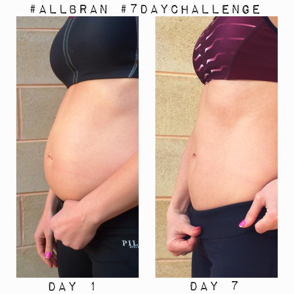 Allbran 7 Day Challenge
