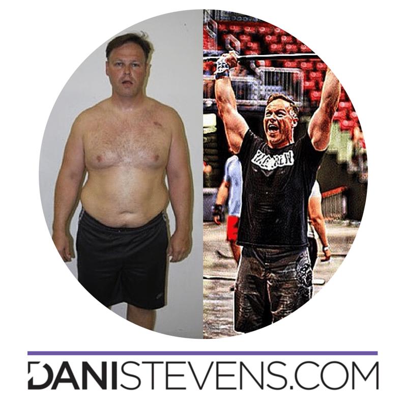 Justin's impressive transformation journey