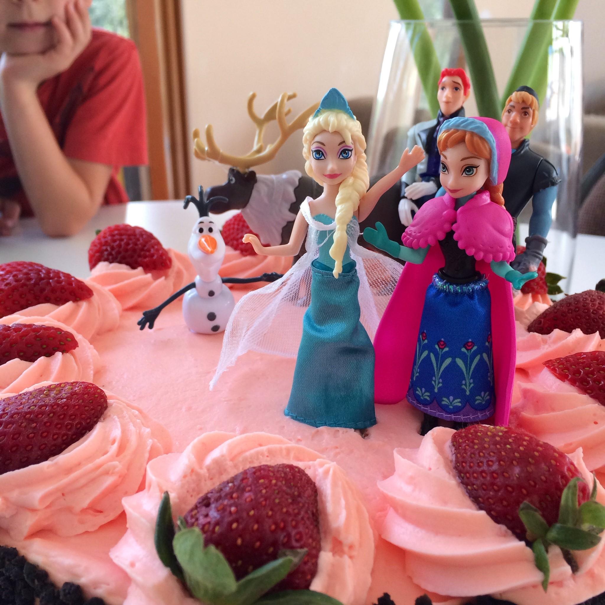 Mietta's Frozen Cake