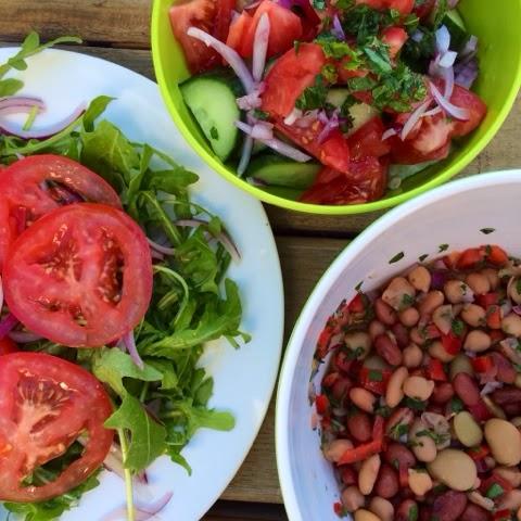 Garden Praise Bruschetta Salad