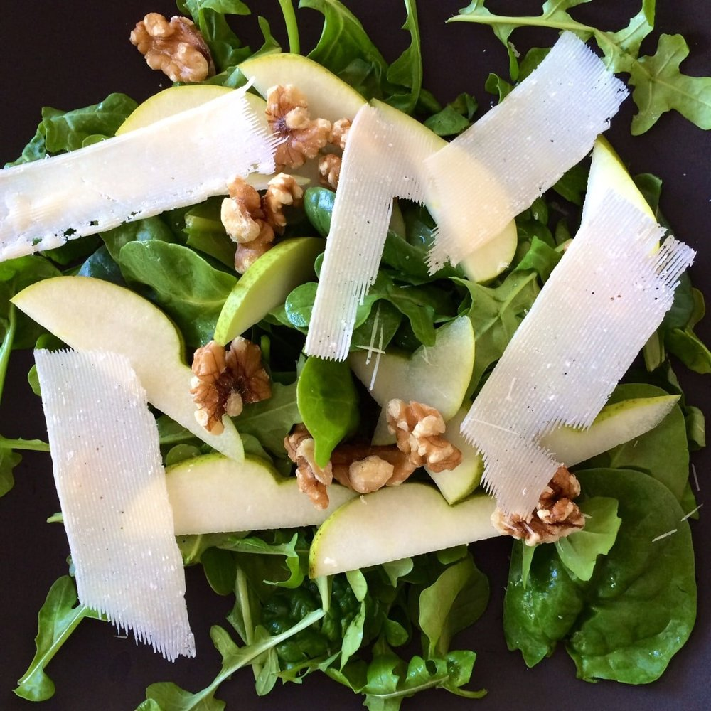 Pear Parmesan Rocket