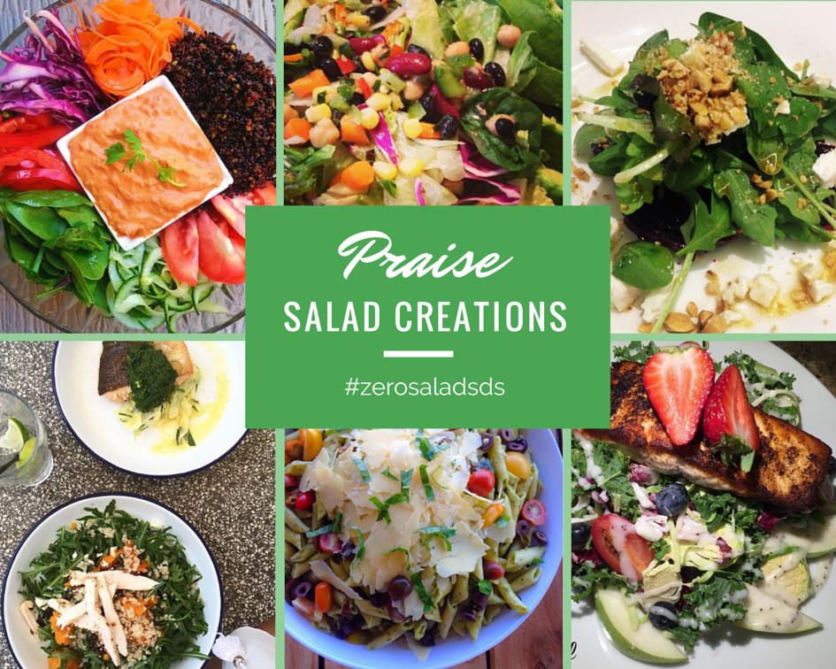 Praise Salad Creations