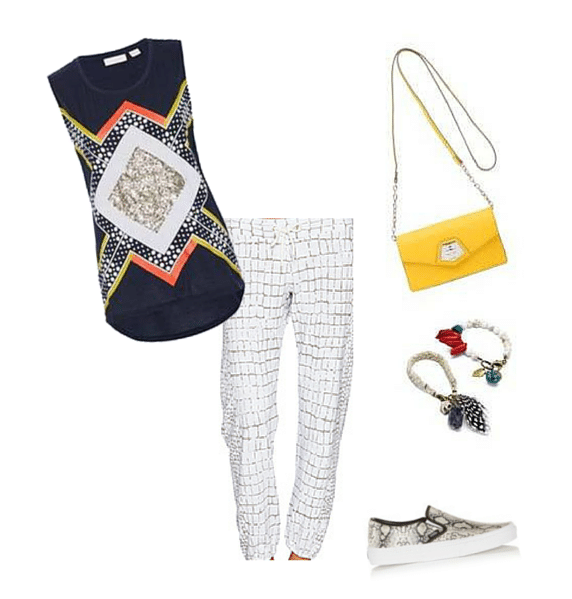 Wednesday sports luxe