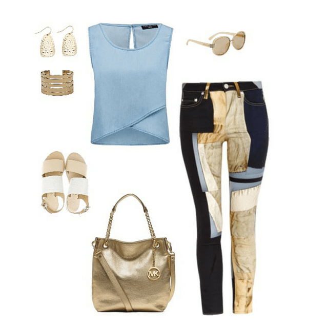 Glamour Summer Style