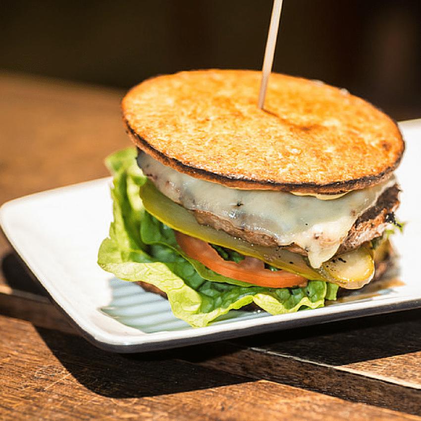 Grilld Burger
