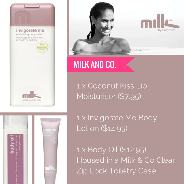 Milk and Co Giveaway