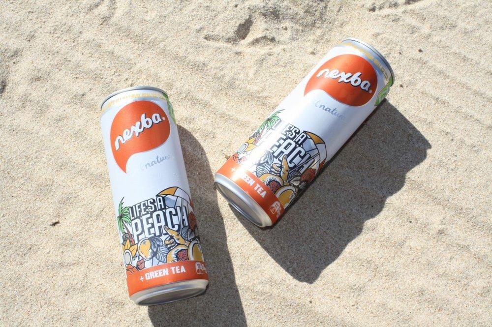 Nexba Calories - new bottle