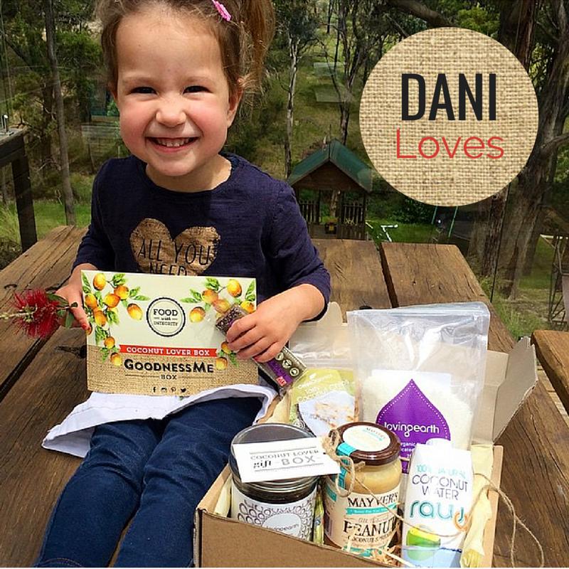Dani Loves GoodnessMeBox
