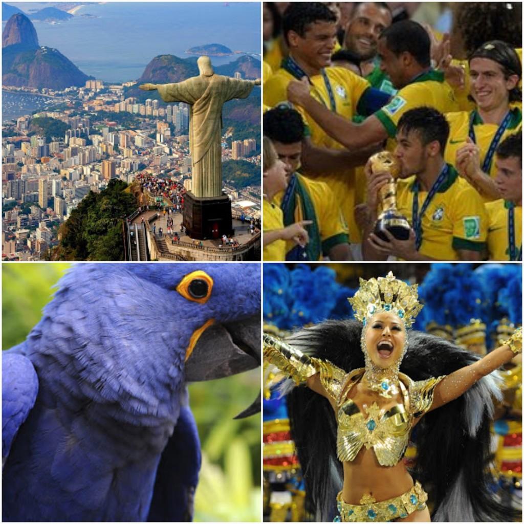 Dani Stevens Rio De Janeiro