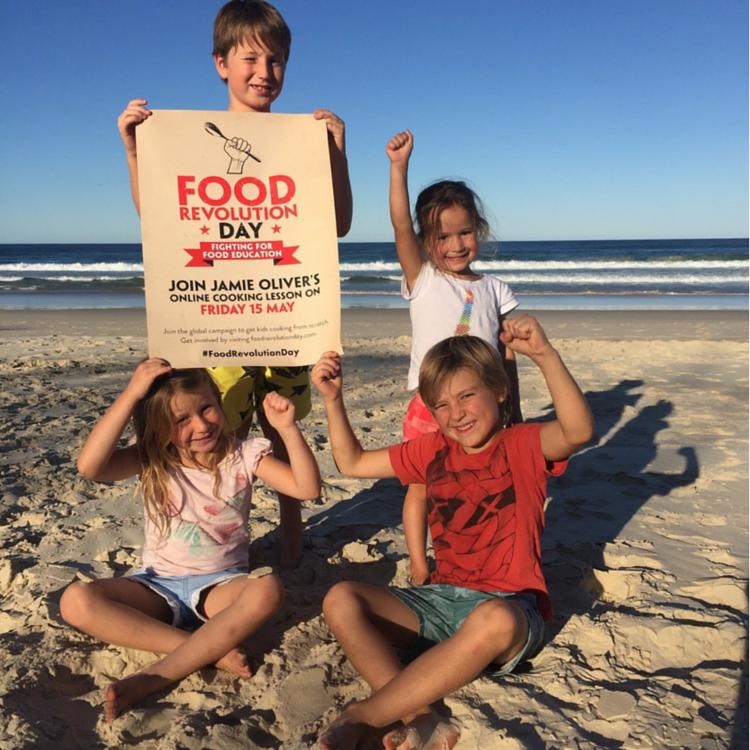 Food Revolution with Dani's Kids